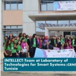 CRNS INTELLECT-Team ISIMS SFAX, TUNISIA Miss.Africa Digital Seed Fund 2018