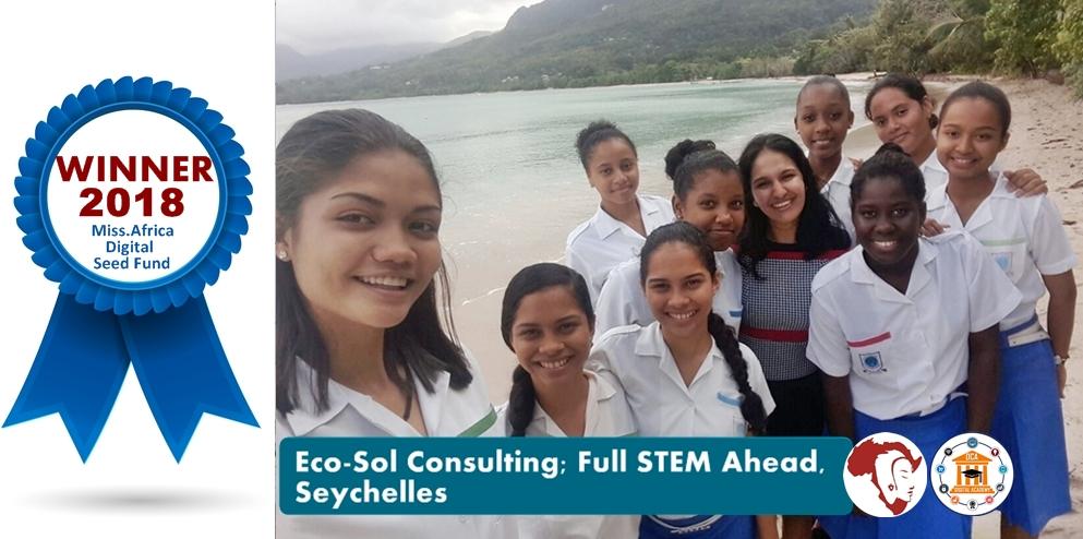 ECOSOL Full STEM Ahead, Seychelles 2018