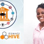 Christina Aikins Kumasi Hive Enaq innovation, Miss.Africa Digital DCA Academy