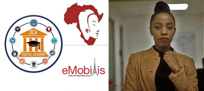 Agnes Talai Miss.Africa Digital Seed Fund eMobilis academy