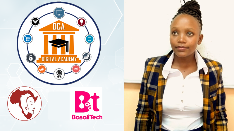 If one is determined and committed to excel in ICTs nothing can stop them Kekeletso Liphoto, BasaliTech